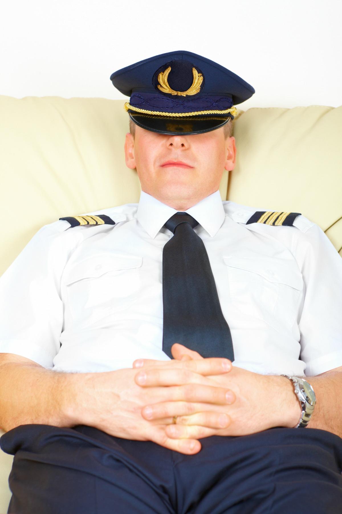 pilot's fatigue