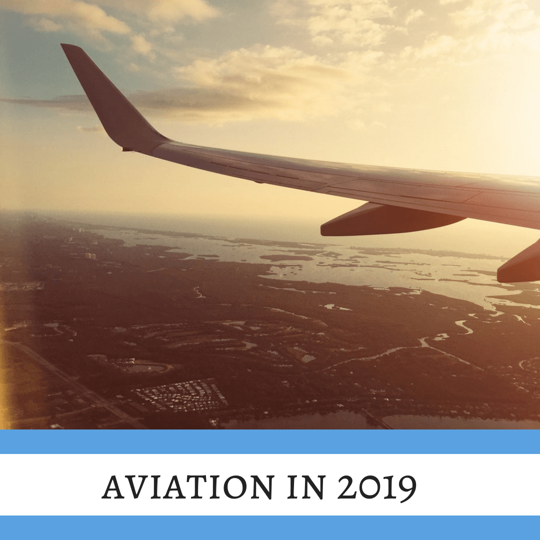 aviation in 2019