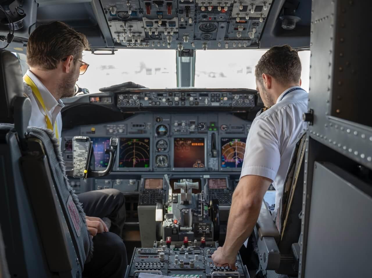 aviation pilot